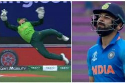 Icc Cricket World Cup 2019 South Africa Vs India Quinton De Kock Takes A Stunner