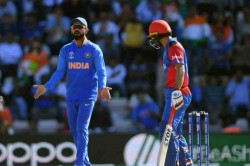 Kohli Fined For Excessive Appealing During Clash Vs Afghanistan
