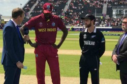 New Zealand Vs West Indies Live Score World Cup 2019 Jason Holder Wins Toss Wi To Bowl First