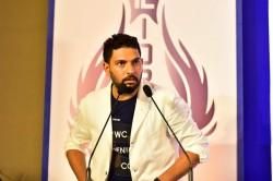 Emotional Yuvraj Thanks Team Mates In Farewell Speech