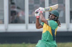 Gt20 Canada Chris Gayle S Unbeaten 122 Off 54 Balls Vancouver Knights Sets Record 276 Core