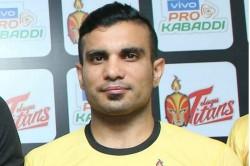 Pro Kabaddi 2019 Telugu Titans Pick Abozar Mighani As Captain Pkl Online Ticketing