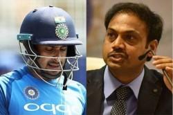 Social Media Targets Chief Selector Msk Prasad For Ambati Rayudu Quit From Cricket