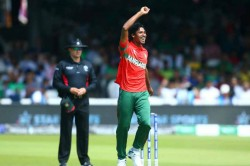 Cwc 2019 Mustafizur Rahman Becomes The Fastest Bangladesh Bowler To Pick 100 Odi Wickets