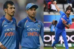 Shami Or Bhuvi Kuldeep Or Jadeja India S Possible Xi In Nz Semi