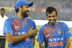 Happy Birthday Goat Rohit Sharma Wish For Yuzvendra Chahal
