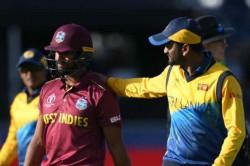 Icc Cricket World Cup 2019 Sri Lanka Vs West Indies Sri Lanka Beat West Indies By 23 Runs
