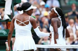 Wimbledon 2019 Cori Gauff Beats Venus Williams Novak Djokovic