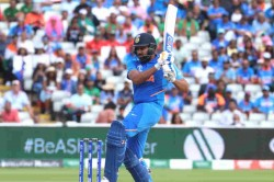 India Vs Bangladesh Live Score World Cup 2019 Rohit Sharma