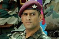 Dhoni Opts Out Of West Indies Tour To Serve Territorial Army For Two Months