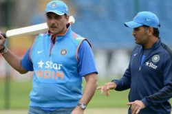 Dhoni At No 7 Was A Team Strategy Ravi Shastri