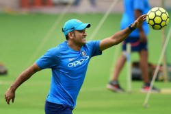 Ms Dhoni S Parents Want Him To Retire Says His Childhood Coach