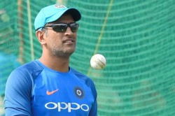 Icc Cricket World Cup 2019 Ms Dhoni May Join Bjp Post Retirement Says Former Union Minister Sanjay