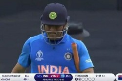 Ms Dhoni Crying On Being Run Out Has Got Entire India Weeping