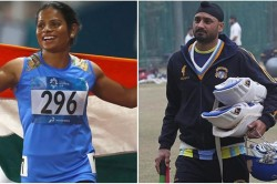 Dutee Chand Harbhajan Singh Nominations For National Awards Rejected