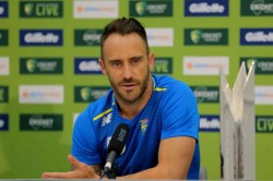 Starting World Test Championship Against India Will Be Tough Says Faf Du Plessis