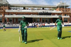 Fakhar Falls To Saifuddin After Scratchy Start Pakistan Need A Near Impossible Win