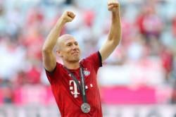 Arjen Robben Former Chelsea And Bayern Munich Winger Retires