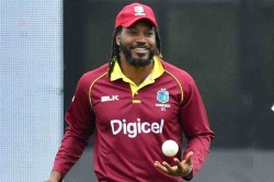 Chris Gayle Included In West Indies Squad For Odi Series Against India