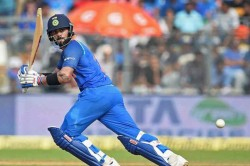 Tema India Registered Lowest Total For The Loss Of Three Wickets In A Cricket World Cup Semi Final