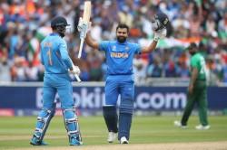 Icc Wc 2019 India Vs Bangladesh Live Score Mustafizur Rahman Keeps India To