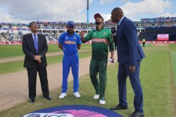 Icc Wc 2019 India Vs Bangladesh Live Score India Won The And Choose To Bat