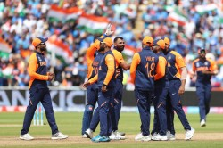 Cwc 19 India Vs England Orange Jersey Ended India S Winning Streak Mehbooba Mufti On World Cup Loss