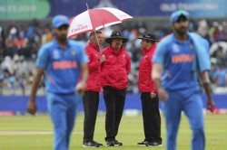 Icc Cricket World Cup 2019 India Vs New Zealand Semi Final Here S The Possible Revised Dls