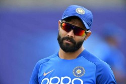 Cwc 2019 Ravindra Jadeja Is Playing His First Game Of Cwc19 Against Srilanka
