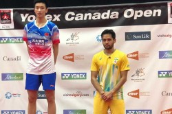 Canada Open 2019 Parupalli Kashyap Settles For Silver After Final Loss