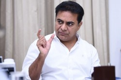 Super Talented Champ Trs Working President Ktr Comments Over Ambati Rayudu Retirement