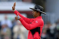 Icc Defends Dharmasena S Overthrow Call During Eng Nz World Cup Final