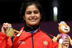 Ace Indian Shooter Manu Bhaker To Pursue Political Science From Lsr