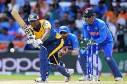 Icc World Cup 2019 Match At Leeds Mathews Thirimanne Bring Up Century Partnership