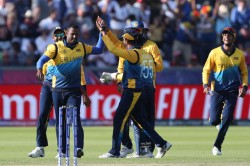 Cwc 19 Sri Lanka Vs West Indies Angelo Mathews Bowls In Odi After 18 Months