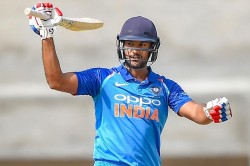 Who Is Mayank Agarwal Who Make His Debut In World Cup Tournament