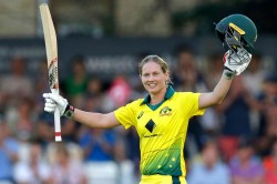 Meg Lanning Breaks World Record As Australia Humble England