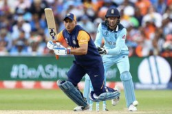 Icc Cricket World Cup 2019 Despite Second Highest Strike Rate Fans Troll Ms Dhoni For Slow Innings