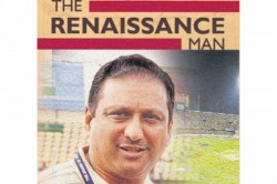 Cricketer Vvs Laxman Launched The Renaissance Man Book