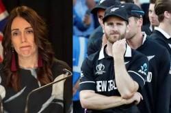 Icc World Cup 2019 New Zealand Pm Jacinda Ardern Traumatised With Kane Williamson