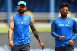 No Ms Dhoni For West Indies Tour Saha Back In Test Squad India