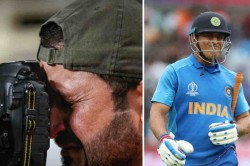 Icc Cricket World Cup 2019 India Vs New Zealand Photographer