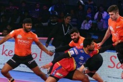 Pro Kabaddi League Indian 7 Clash With World 7 In All Star Match