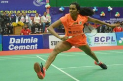 Japan Open 2019 Pv Sindhu Eases Into 2nd Round Sameer Verma Crashes Out