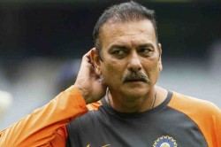God Will Be In India Dressing Room If We Play England In Final Feels Ravi Shastri