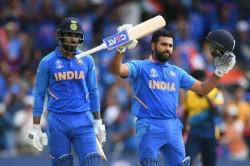 Sri Lanka Vs India World Cup 2019 Rohit Sharma Kl Rahul Star As India Brush Aside Sri Lanka