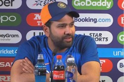 Why Did Ms Dhoni Kedar Jadhav Play Like That Rohit Sharma Explains Reason Behind Slow Batting