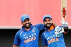 Icc Wc 2019 Rohit Sharma Virat Kohli On The Verge Of Breaking