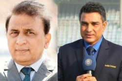 When Manjrekar Was Called Next Gavaskar By Viv Richards In1988 89 India Wi Series