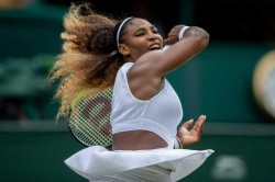 Wimbledon 2019 Serena Williams Beats Alison Riske To Reach Semi Finals